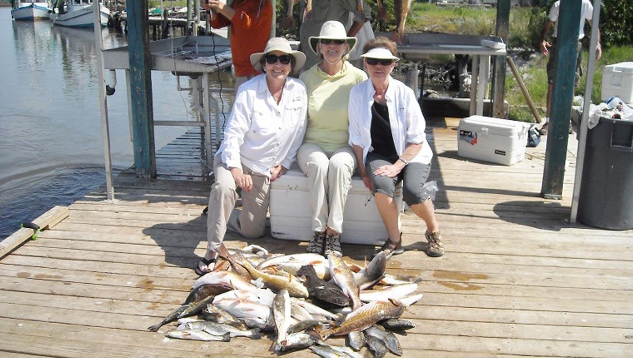 Calcasieu Hot Spots Fishing Charters   Charted Fishing Tours on Lake Calcasieu LA   337-526-5282