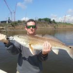 Lousiana Charter Fishing Speckled Trout